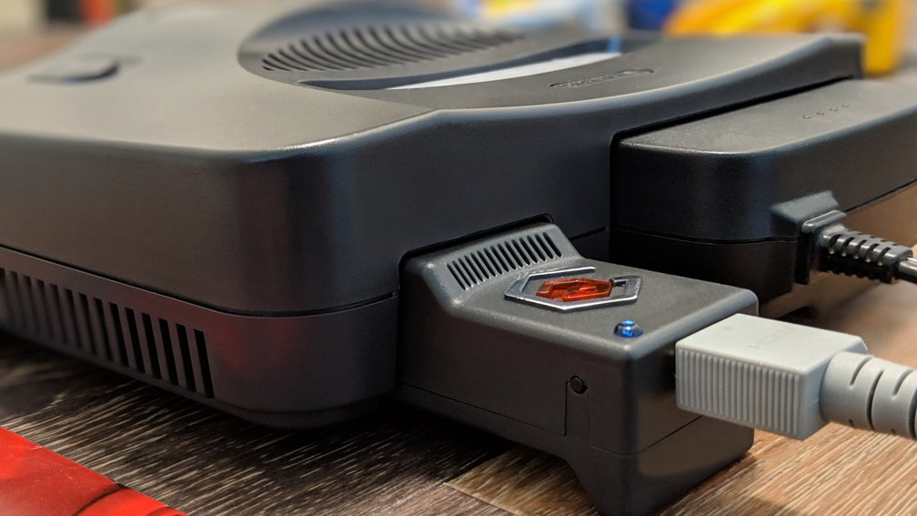 Play Your Nintendo 64 On Modern Displays With The Super 64 HDMI Adaptor