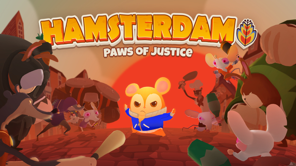 Pun-tastic Rhythmic Rodent-Based Beat 'Em Up Hamsterdam Comes To Switch