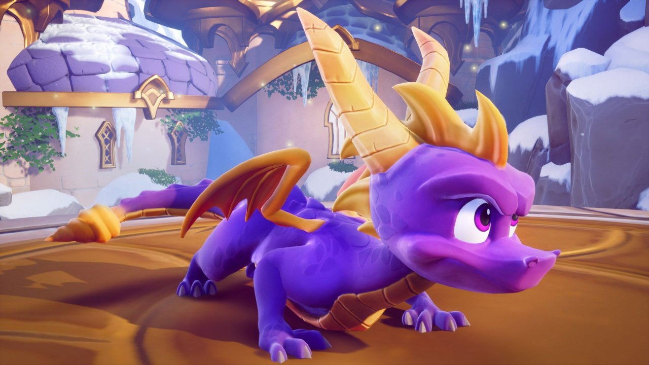 Spyro Reignited Trilogy Is Coming To Nintendo Switch After All