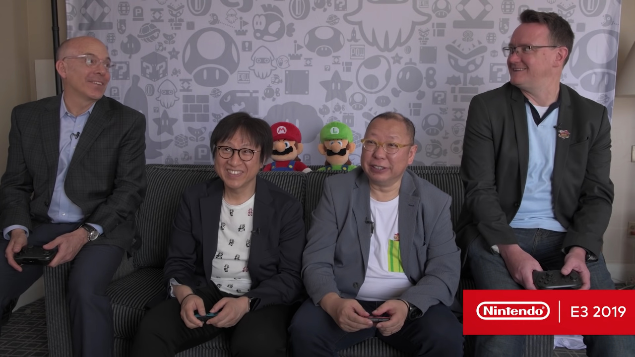 Video: Nintendo Staff Have A Blast With Super Mario Maker 2's Multiplayer Mode