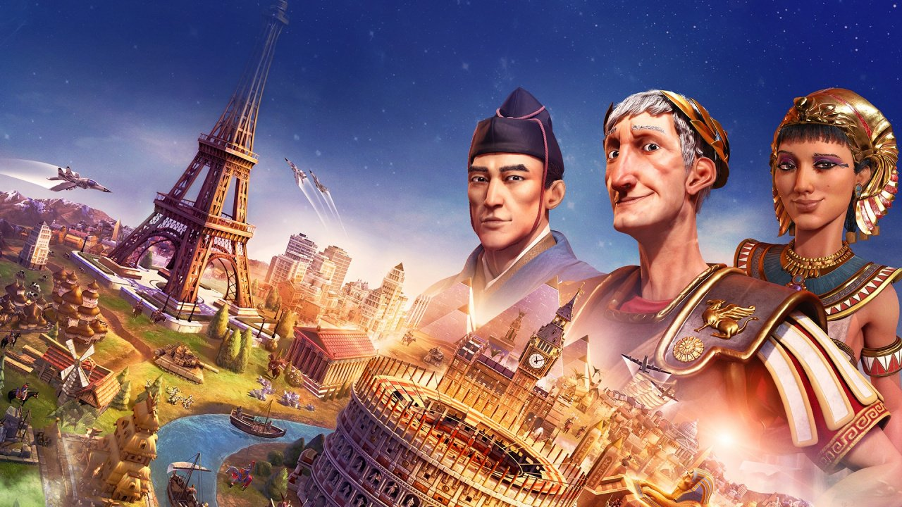Civilization VI Dev Explains Why Online Multiplayer Wasn't Included In The Switch Version