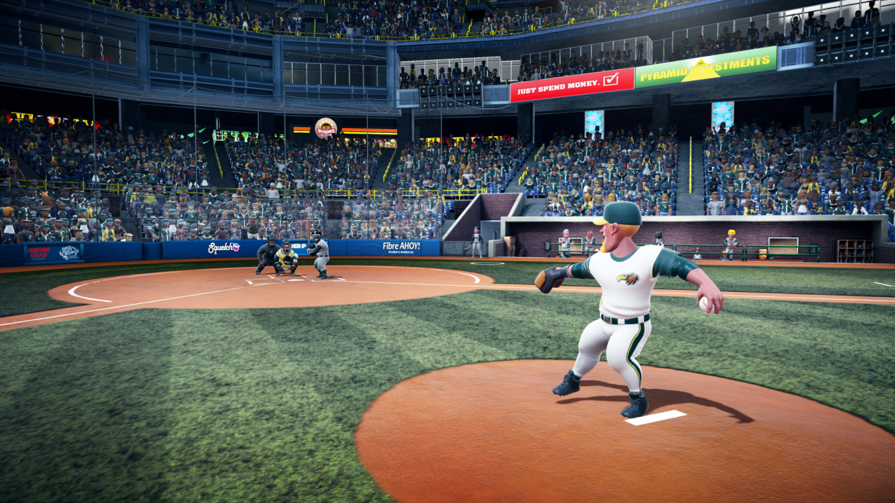 Super Mega Baseball 2 Aims For A Home Run On Switch Next Week