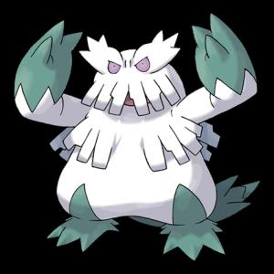 Pokemon: Abomasnow (Galar Pokédex #097 / National Pokédex #460)
