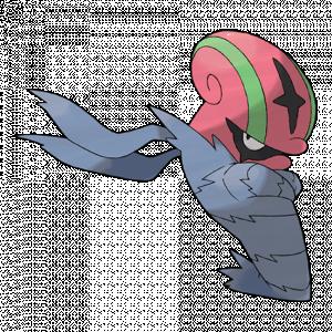 Pokemon: Accelgor (Galar Pokédex #276 / National Pokédex #617)