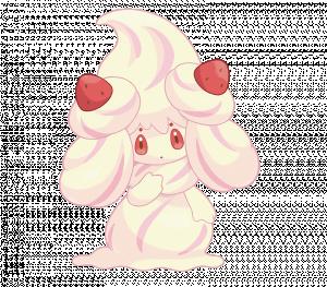 Pokemon: Alcremie (Galar Pokédex #186 / National Pokédex #869)
