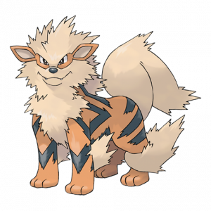 Pokemon: Arcanine (Galar Pokédex #071 / National Pokédex #059)