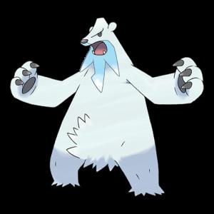 Pokemon: Beartic (Galar Pokédex #280 / National Pokédex #614)