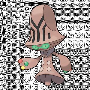 Pokemon: Beheeyem (Galar Pokédex #278 / National Pokédex #606)
