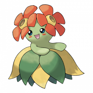 Pokemon: Bellossom (Galar Pokédex #058 / National Pokédex #182)