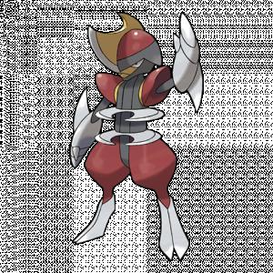 Pokemon: Bisharp (Galar Pokédex #247 / National Pokédex #625)