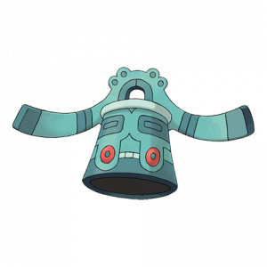 Pokemon: Bronzong (Galar Pokédex #119 / National Pokédex #437)