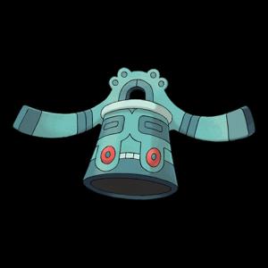Pokemon: Bronzong (Galar Pokédex #119 / National Pokédex #437)