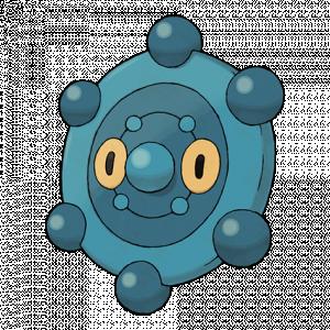Pokemon: Bronzor (Galar Pokédex #118 / National Pokédex #436)