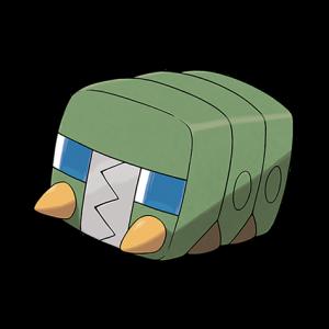 Pokemon: Charjabug (Galar Pokédex #017 / National Pokédex #737)