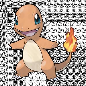 Pokemon: Charmander (Galar Pokédex #378 / National Pokédex #004)