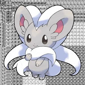 Pokemon: Cinccino (Galar Pokédex #051 / National Pokédex #573)