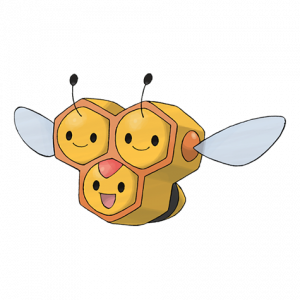Pokemon: Combee (Galar Pokédex #116 / National Pokédex #415)