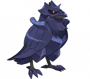 Pokemon: Corviknight (Galar Pokédex #023 / National Pokédex #823)