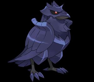 Pokemon: Corviknight (Galar Pokédex #023 / National Pokédex #823)