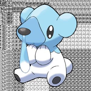 Pokemon: Cubchoo (Galar Pokédex #279 / National Pokédex #613)