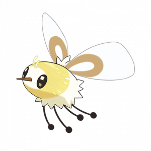 Pokemon: Cutiefly (Galar Pokédex #187 / National Pokédex #742)