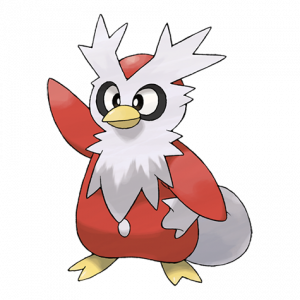 Pokemon: Delibird (Galar Pokédex #078 / National Pokédex #225)