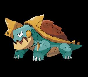 Pokemon: Drednaw (Galar Pokédex #043 / National Pokédex #834)