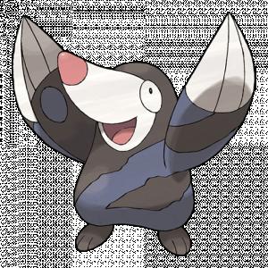 Pokemon: Drilbur (Galar Pokédex #166 / National Pokédex #529)