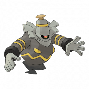 Pokemon: Dusknoir (Galar Pokédex #137 / National Pokédex #477)
