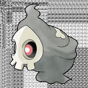 Pokemon: Duskull (Galar Pokédex #135 / National Pokédex #355)