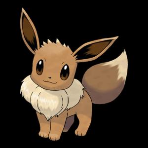 Pokemon: Eevee (Galar Pokédex #196 / National Pokédex #133)
