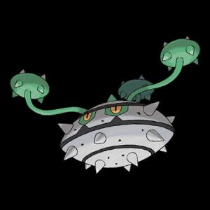Pokemon: Ferrothorn (Galar Pokédex #190 / National Pokédex #598)