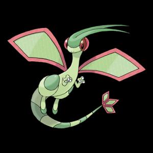 Pokemon: Flygon (Galar Pokédex #323 / National Pokédex #330)