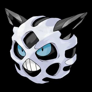 Pokemon: Glalie (Galar Pokédex #080 / National Pokédex #362)