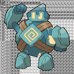 Pokemon: Golett (Galar Pokédex #088 / National Pokédex #622)
