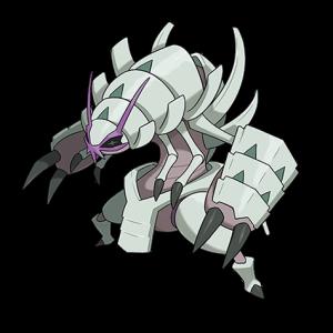 Pokemon: Golisopod (Galar Pokédex #233 / National Pokédex #768)