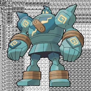 Pokemon: Golurk (Galar Pokédex #089 / National Pokédex #623)