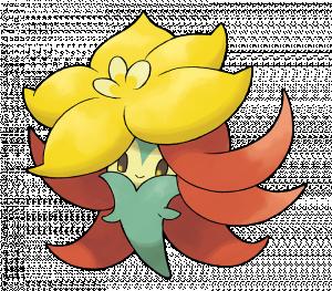 Pokemon: Gossifleur (Galar Pokédex #126 / National Pokédex #829)