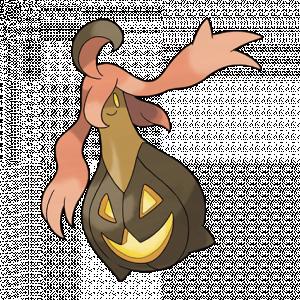 Pokemon: Gourgeist (Galar Pokédex #192 / National Pokédex #711)