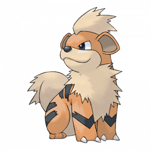 Pokemon: Growlithe (Galar Pokédex #070 / National Pokédex #058)