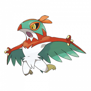 Pokemon: Hawlucha (Galar Pokédex #320 / National Pokédex #701)