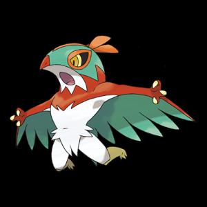 Pokemon: Hawlucha (Galar Pokédex #320 / National Pokédex #701)