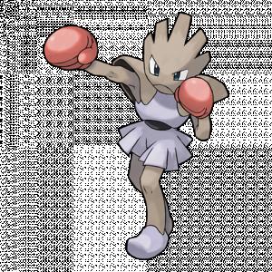 Pokemon: Hitmonchan (Galar Pokédex #109 / National Pokédex #107)