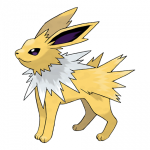 Pokemon: Jolteon (Galar Pokédex #198 / National Pokédex #135)