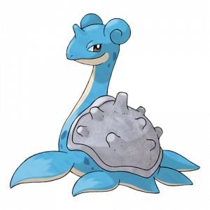 Pokemon: Lapras (Galar Pokédex #361 / National Pokédex #131)
