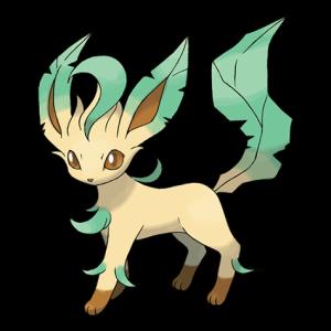 Pokemon: Leafeon (Galar Pokédex #202 / National Pokédex #470)