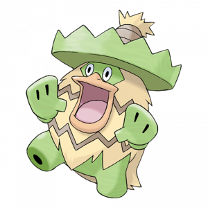 Pokemon: Ludicolo (Galar Pokédex #038 / National Pokédex #272)