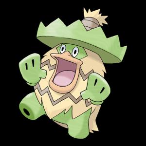 Pokemon: Ludicolo (Galar Pokédex #038 / National Pokédex #272)