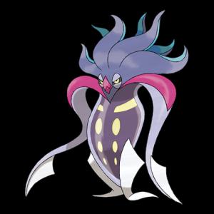 Pokemon: Malamar (Galar Pokédex #291 / National Pokédex #687)