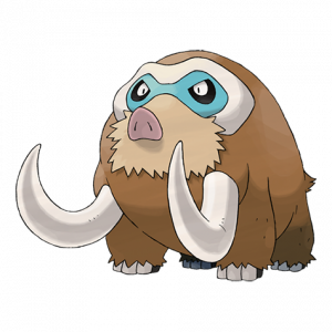 Pokemon: Mamoswine (Galar Pokédex #077 / National Pokédex #473)